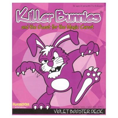 Killer Bunnies: Violet Booster