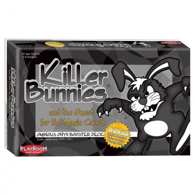 Killer Bunnies: Onyx Booster