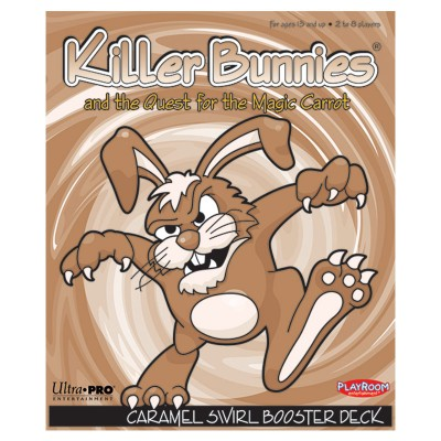 Killer Bunnies Quest Caramel Swirl BD