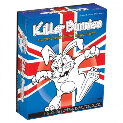 Killer Bunnies: La-Di-Da London
