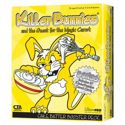 Killer Bunnies: Cake Batter