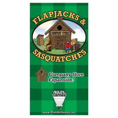 Flapjacks & Sasquatches - Company Store