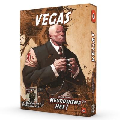 Neuroshima Hex 3.0 Vegas