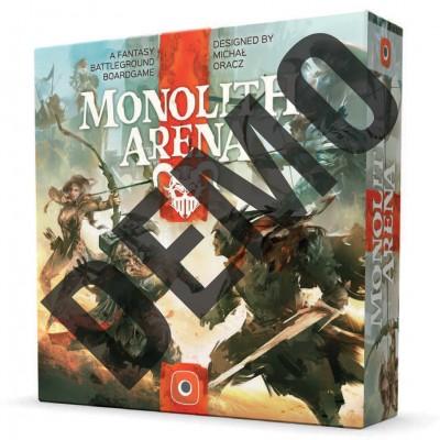 Monolith Arena Demo