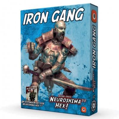 Neuroshima Hex 3.0 Iron Gang