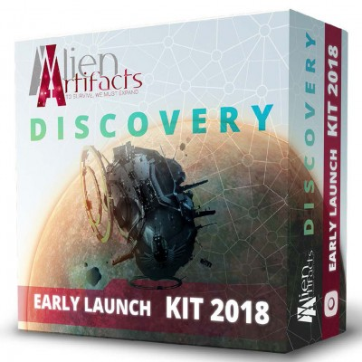 Alien Artifacts: Discovery LaunchKit '18