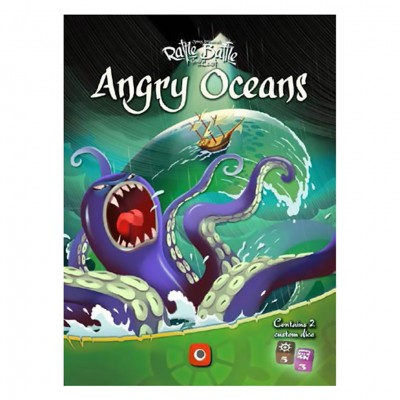 Rattle Battle: Angry Ocean