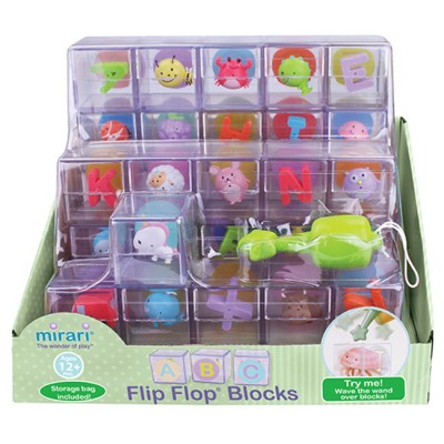 ABC Flip Flop Blocks