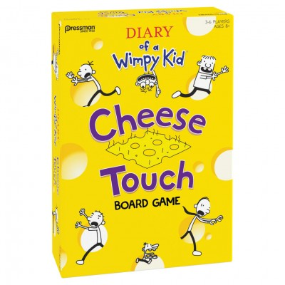 Diary of a Wimpy Kid Cheese Touch