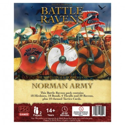 Battle Ravens Norman Army