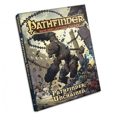 PFRPG: Pathfinder Unchained (HC)
