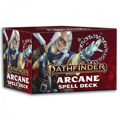 PF2E Spell Cards: Arcane