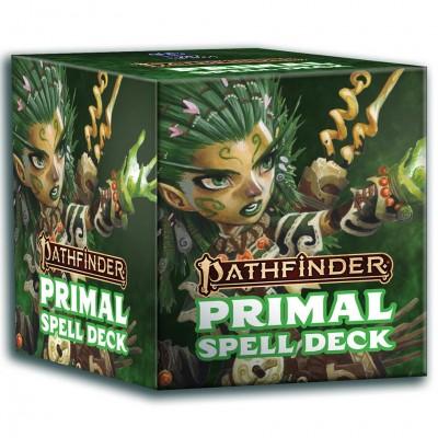 PF2E Spell Cards: Primal