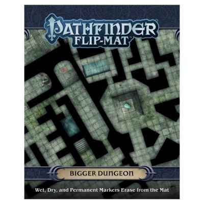 PF Flip-Mat: Bigger Dungeon