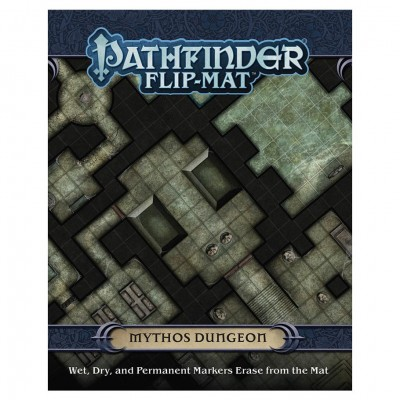 PF Flip-Mat: Mythos Dungeon