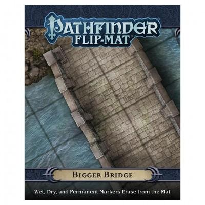 PF Flip-Mat: Bigger Bridge