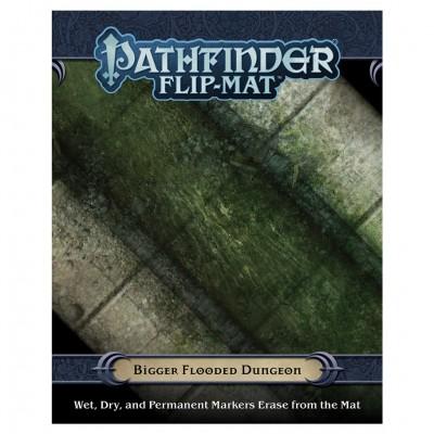 PFRPG: Flip-Mat: Bigger Flooded Dungeon