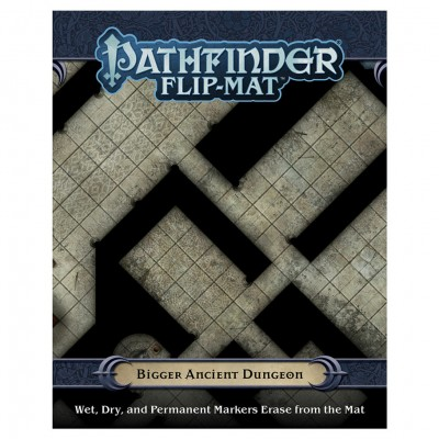 PF Flip-Mat: Bigger Ancient Dungeon