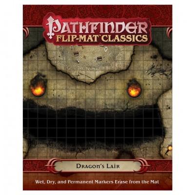 PFRPG: Flip-Mat Classics: Dragon's Lair