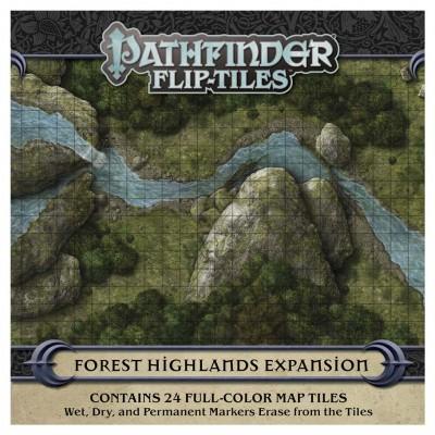 PFRPG: Flip-Tiles: Forest Highlands Exp