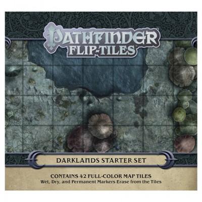 PFRPG: Flip-Tiles: Darklands Starter Set