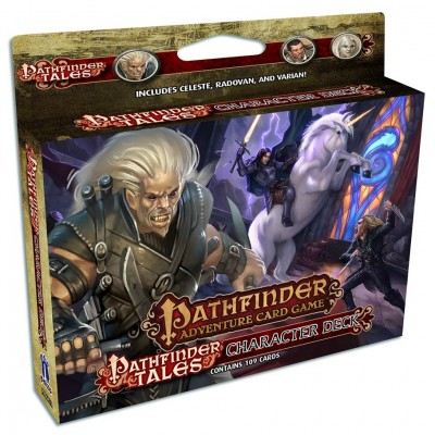 PFACG: Pathfinder Tales Character Deck