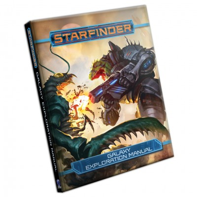 SFRPG: Galaxy Exploration Manual