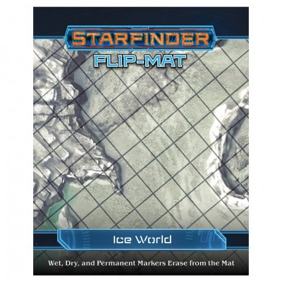 SFRPG: Flip-Mat: Ice World