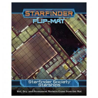 SFRPG: Flip-Mat: Society Starships