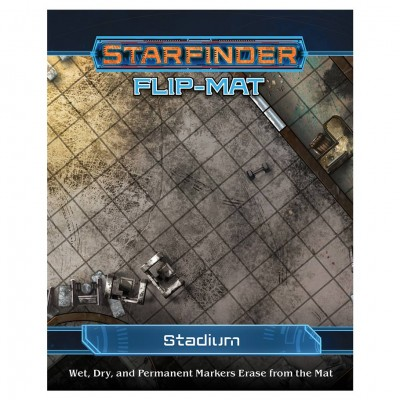 SFRPG: Flip-Mat: Stadium