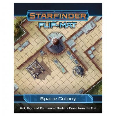 SFRPG: Flip-Mat: Space Colony