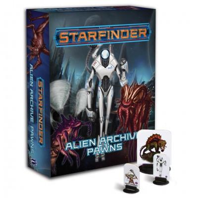 SFRPG: Pawns: Alien Archive