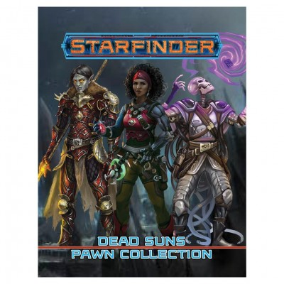 SFRPG: Pawns: Dead Suns Collection