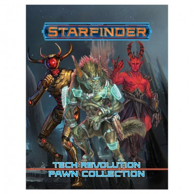 SFRPG: Pawns: Tech Revolution Collection