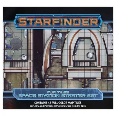 SFRPG: Flip-Tiles: Space Station Starter