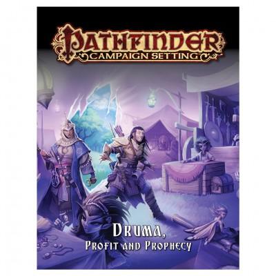 PFRPG: CS: Druma: Profit & Prophecy