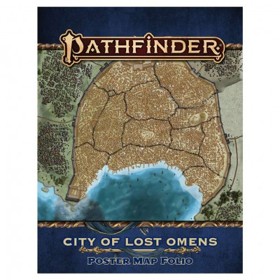 PF2E: Lost Omens:City of Lost Omen Folio