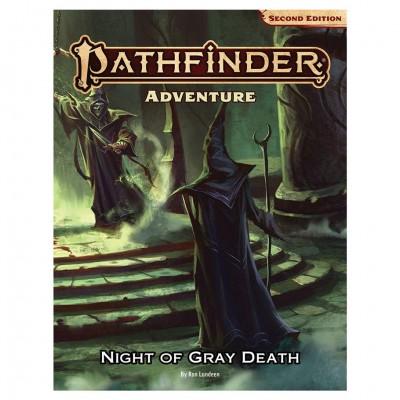 PF2E: Adventure: Night of the Gray Death