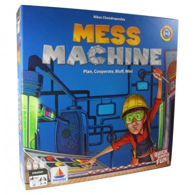Mess Machine