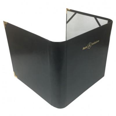 Portfolio: Faux Leather GM Screen & Acc