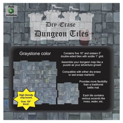 Dungeon Tiles: Graystone: Combo Pack