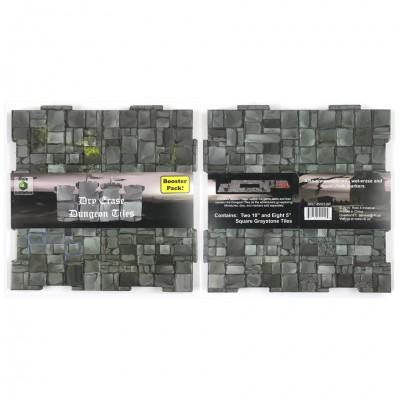 Dry-Erase Dungeon Tile BP: Graystone