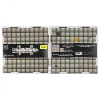 Dry-Erase Dungeon Tile BP: Steel Plate