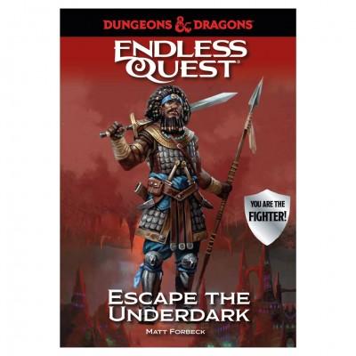D&D: EQ: Escape the Underdark