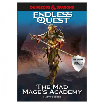 D&D: EQ: The Mad Mage's Academy