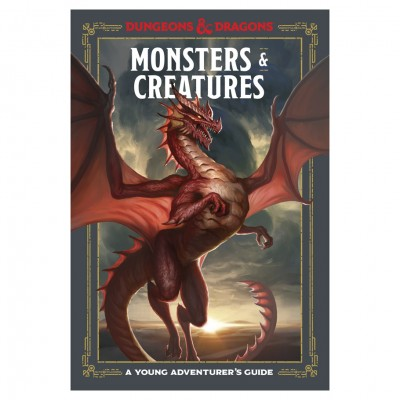 D&D: Young Adv Guide: Monster & Creature