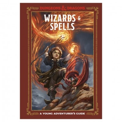 D&D: Young Adv Guide: Wizards & Spells