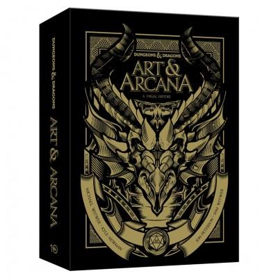 D&D: Art & Arcana Special Ed