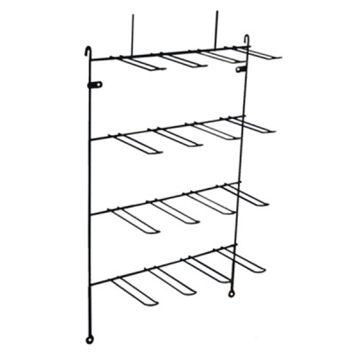 Empty Wall Rack
