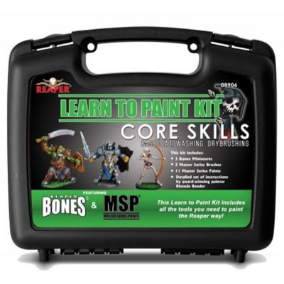 Bare Bones LtP Kit: Basic Techniques